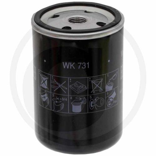 MANN Filtro de combustible WK731