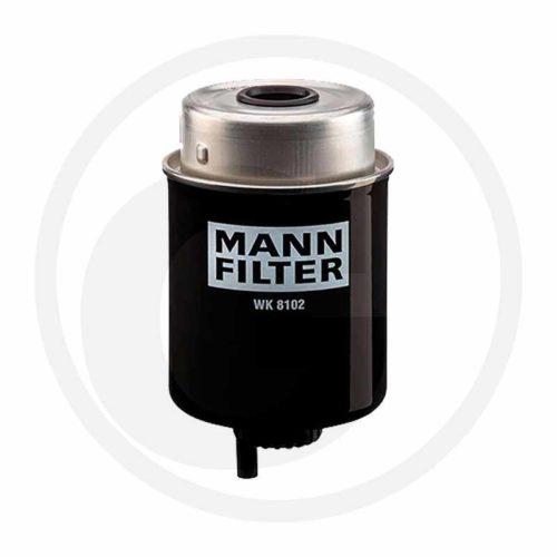 MANN Filtro de combustible WK8102