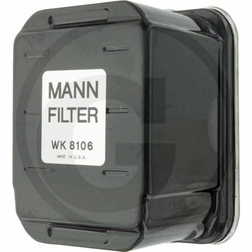 MANN Filtro de combustible WK8106
