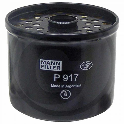 MANN Filtro de combustible P917