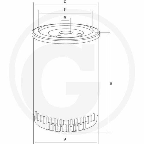 MANN Filtro de combustible WDK962