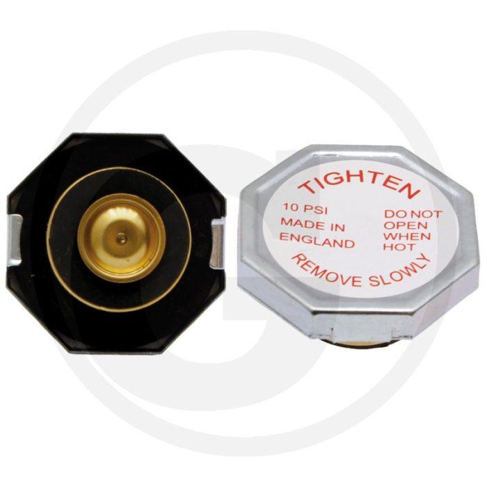 Tapón del radiador para depósito de compensación