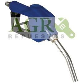 Pistola de combustible automática para urea