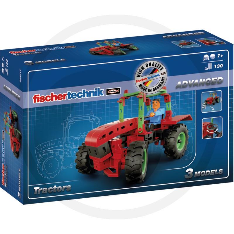 Fischer ADVANCED Tractors