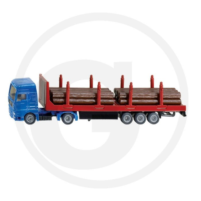 Siku Camión transportador de madera