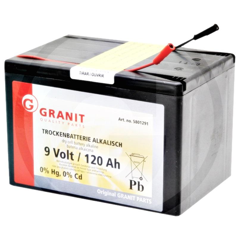 Batería alcalina