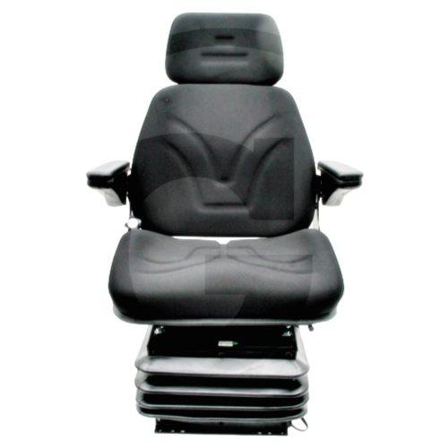 Asiento super confort/asiento neumático (12V con placa giratoria)