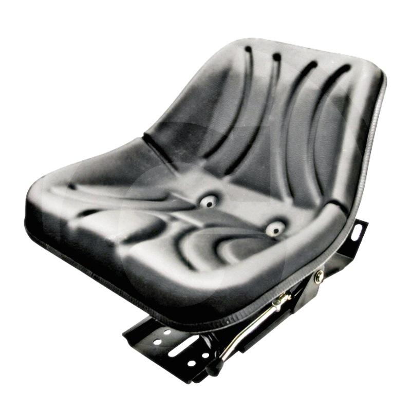 Asiento (Revestimiento cpl. de PVC, compatible con Steyr, Güldner, entre otros)