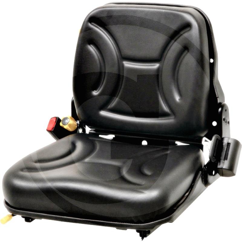 Asiento (Con cinturón de seguridad automático, revestimiento de PVC)