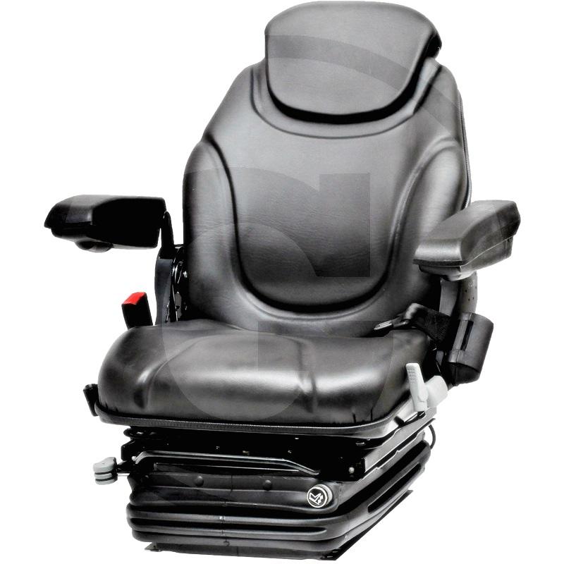 Asiento super confort 12V (Revestimiento de PVC)