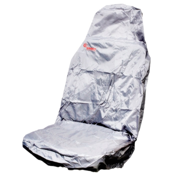 Funda de asiento (Gris, para automóvil)