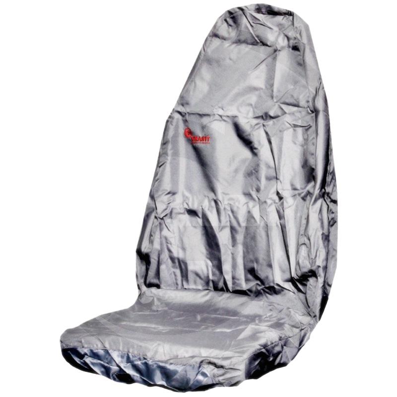 Funda de asiento (Gris, para automóvil    Inadecuado para asientos con airbag)