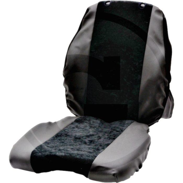 Funda protectora (Adecuado para asiento Grammer 721, PVC / Tela)