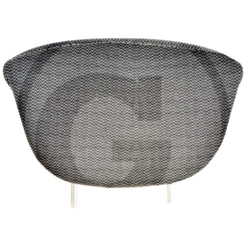 Reposacabezas (Tela  gris regulable)