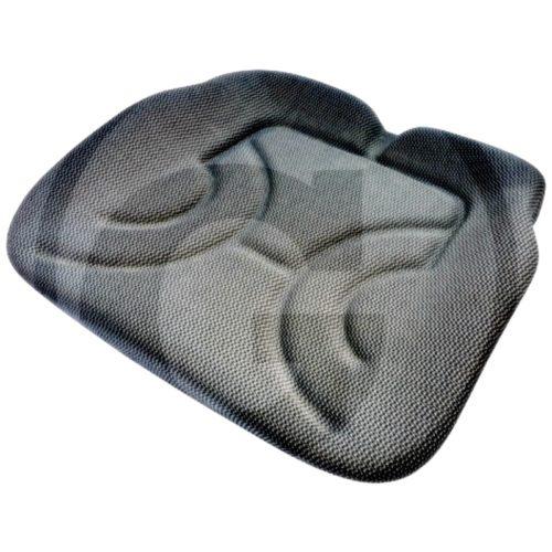 Grammer maximo s721 s731 cojín cojines de asiento de PVC negro